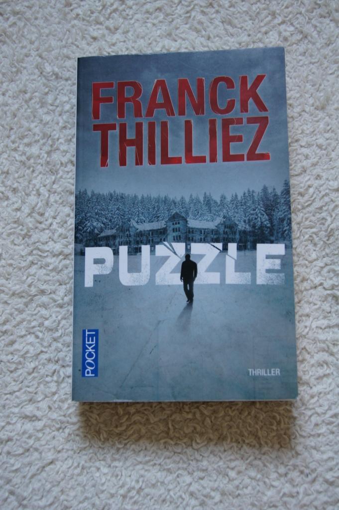Puzzle Franck Thilliez avis livre thriller