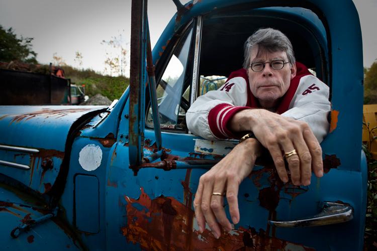 Stephen King truck