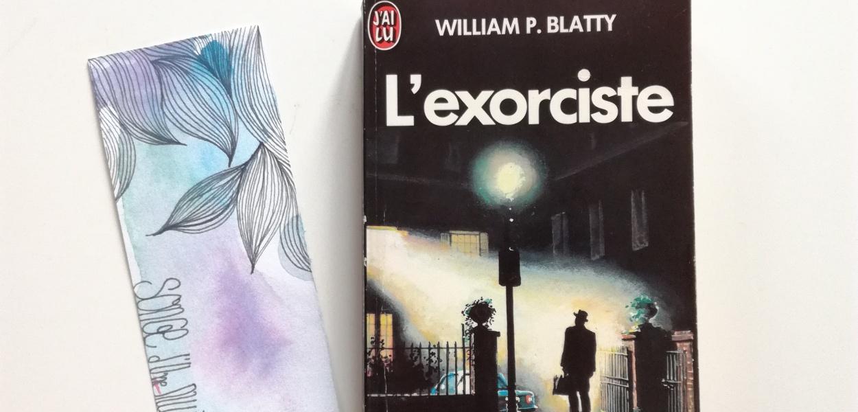 L'exorciste William. P. Blatty avis livre