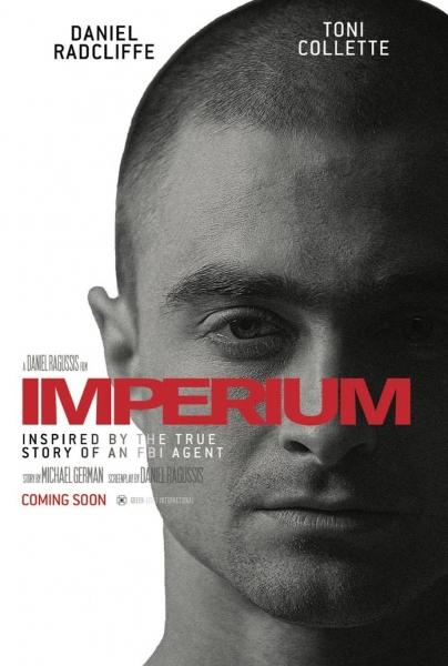 Imperium film critique Daniel Radcliffe