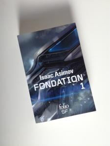 Fondattion issac Asimov tomabooks