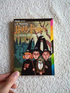 Harry Potter à l'école des sorciers J.K.Rowling Tomabooks