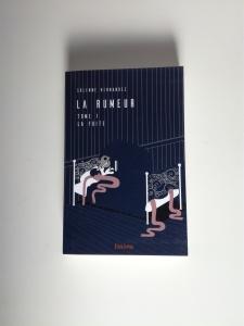 La rumeur - la fuite solenne hernandez tomabooks
