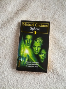 Sphere de Michael Crichton avis Tomabooks