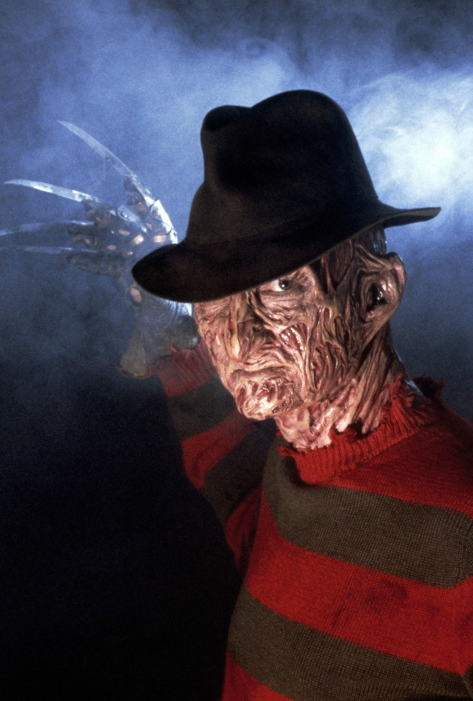 A Nightmare on Elm Street (Freddy Krueger) DVD box set + Movie posters + Comics + Stories + Interviews [250 pictures] dvdbash.com
