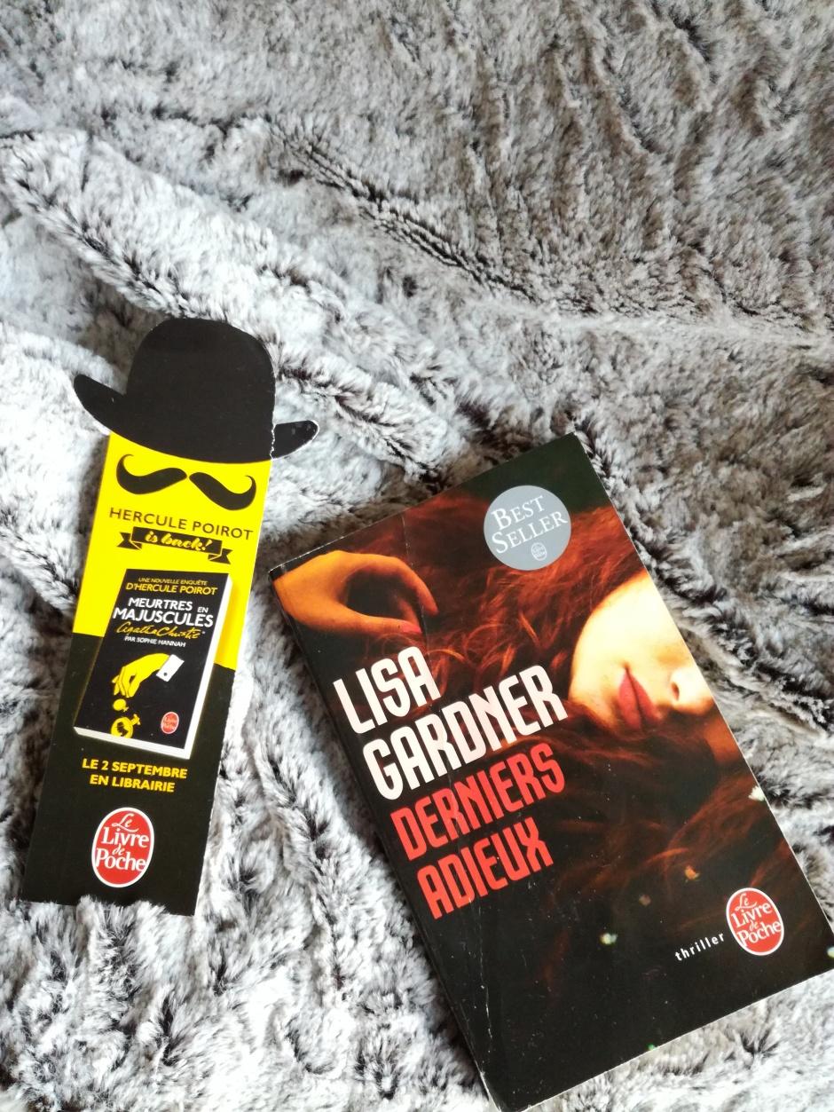 Derniers adieux de Lisa Gardner avis thriller livre de poche