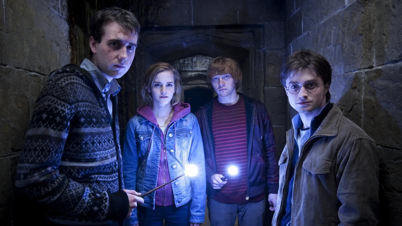 Harry Potter reliques de la mort partie 2