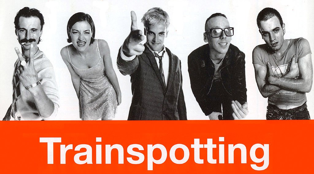 Trainspotting Dany Boyle