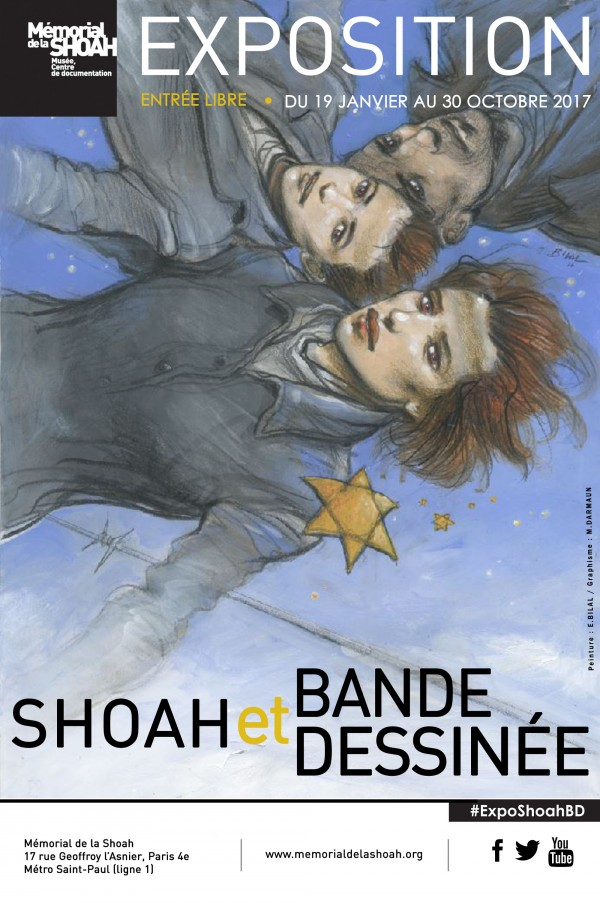 Shoah et bande dessinée