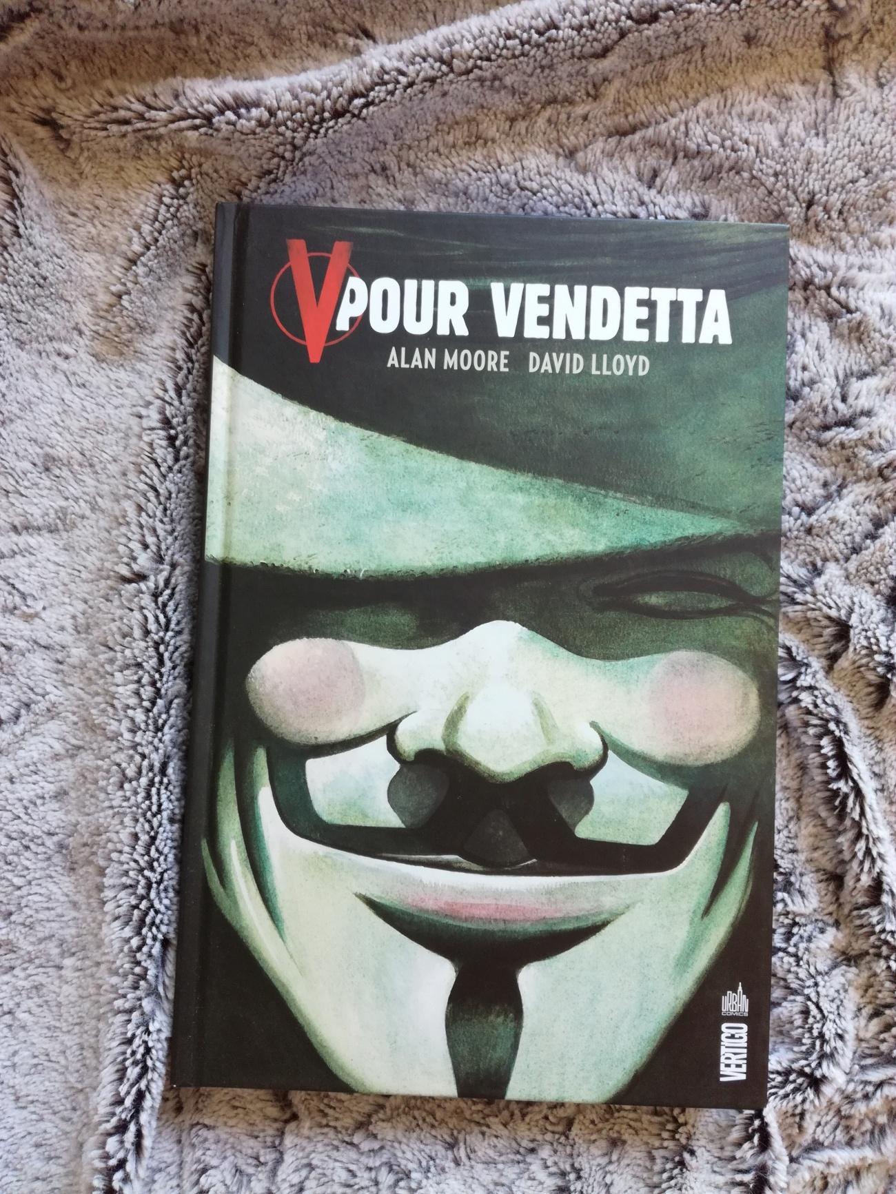 V pour Vendetta Alan Moore David Lloyd