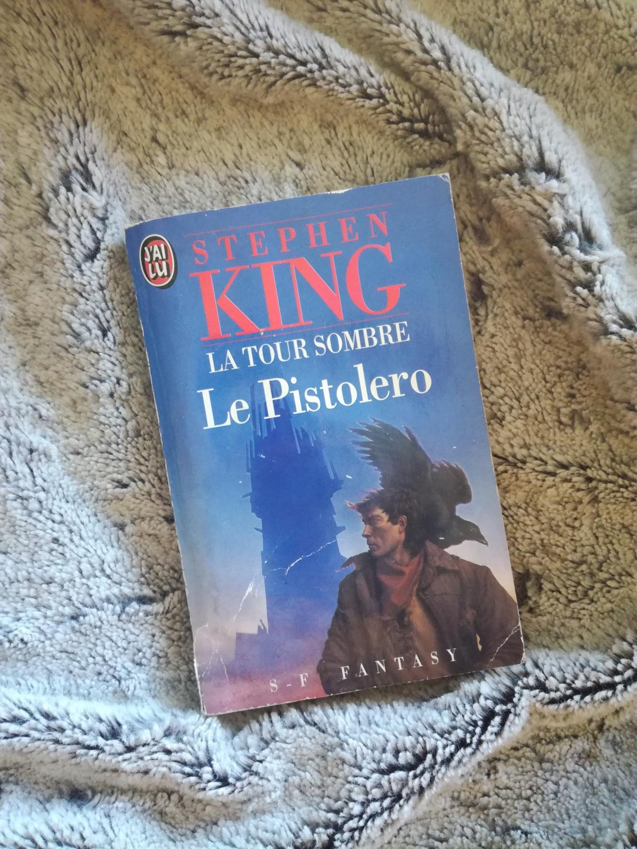 La Tour Sombre : Le pistolero Stephen King