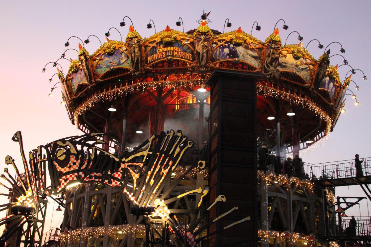 2-Le-Carrousel-des-Mondes-Marins-Nantes-France-Compagnie-La-Machine-Photo-Vincent-Laganier