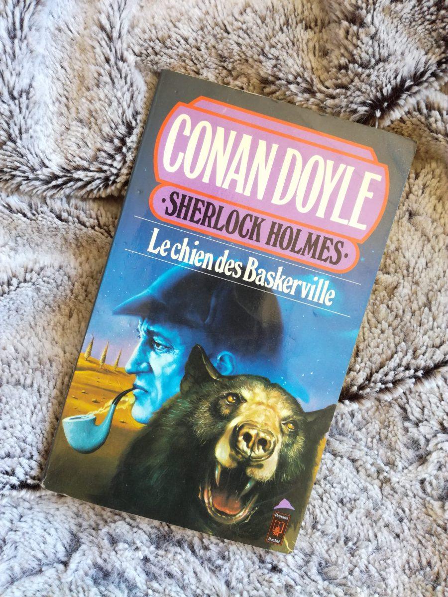 Le chien des Baskerville d'Arthur Conan Doyle