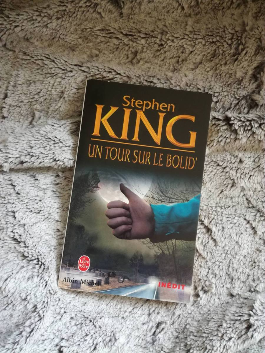 Un tour sur le Bolid' de Stephen King