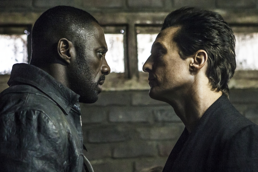 La tour sombre Matthew_McConaughey Idris Elba