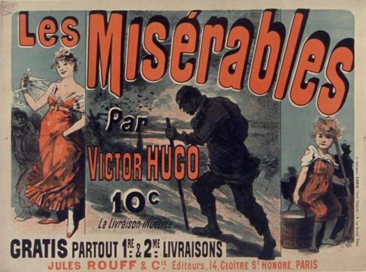 Les misérables V.HUGO