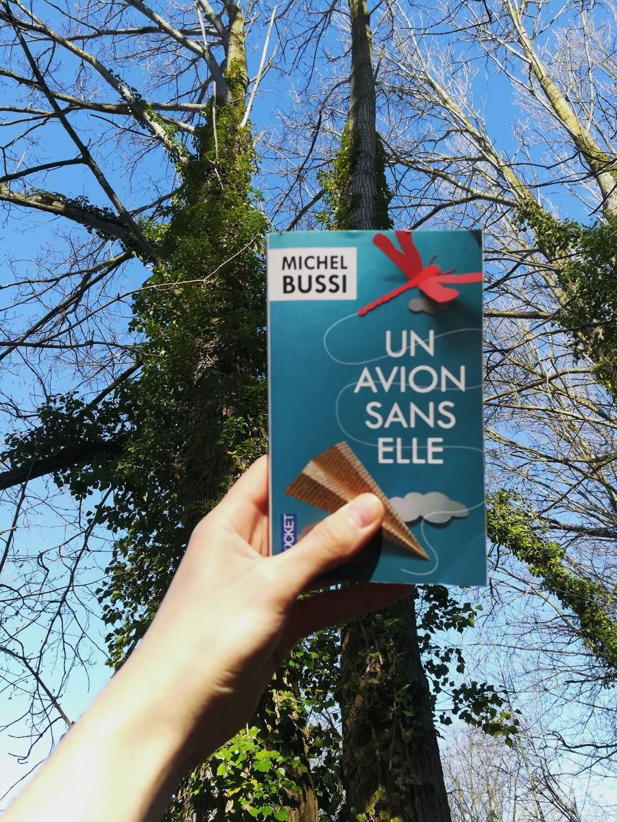 Un avion sans elle de Michel Bussi