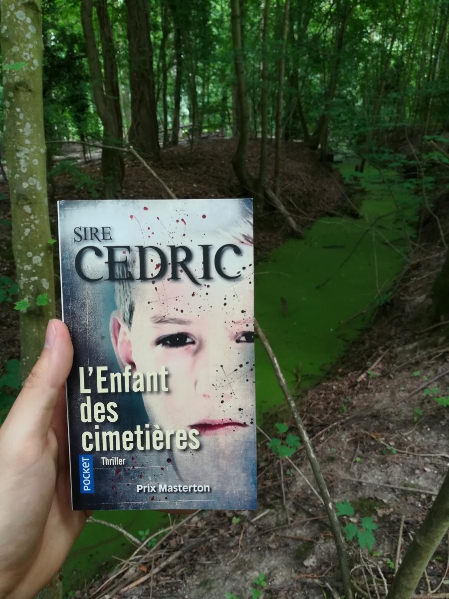 L'enfant des cimetières de Sire Cedric