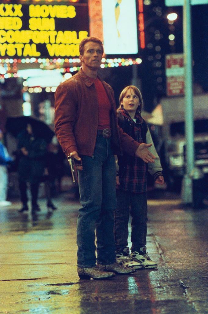 Arnold Schwarzenegger, Austin O'Brien