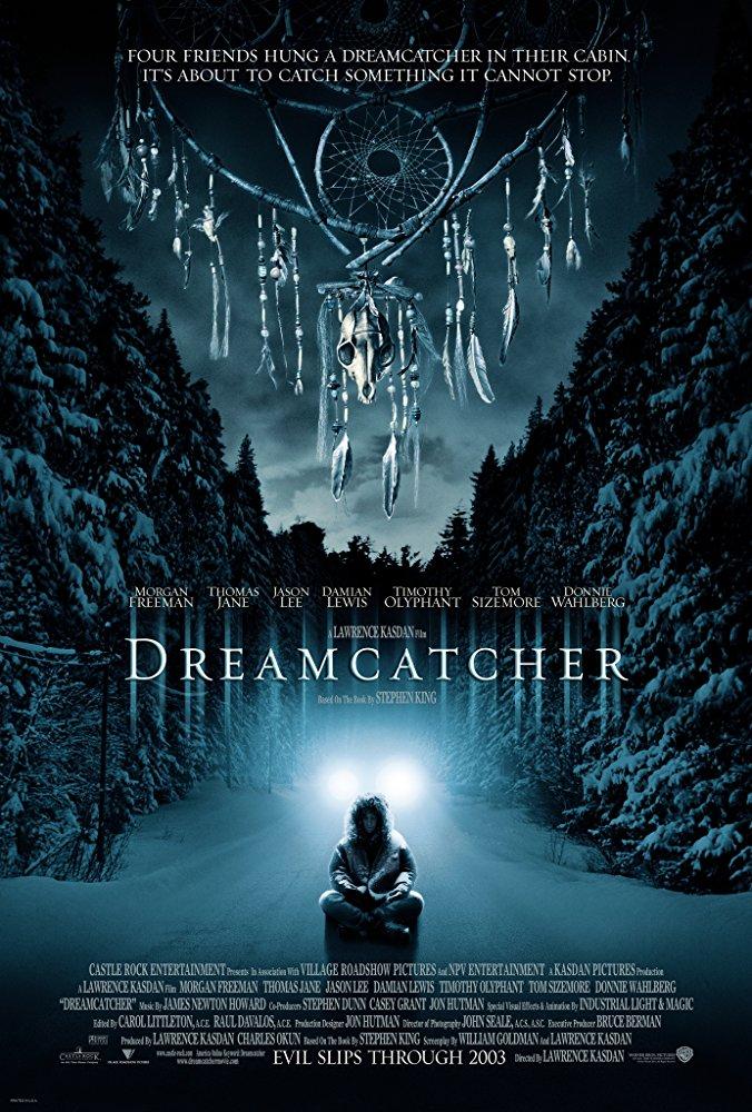 tomabooks-dreamcatcher-lawrence-kasdan-poster-affiche