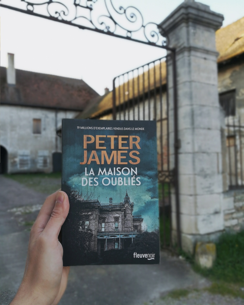 la-maison-des-oublies-peter-james