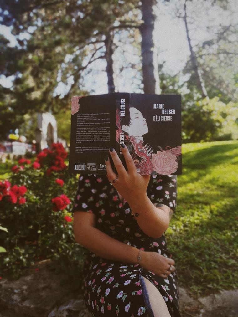 avis sur le roman Délicieuse de Marie Neuser publié aux Editions Fleuve