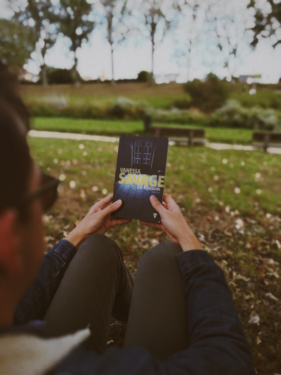 avis sur le roman La Maison de Vanessa Savage aux éditions de La Martinière