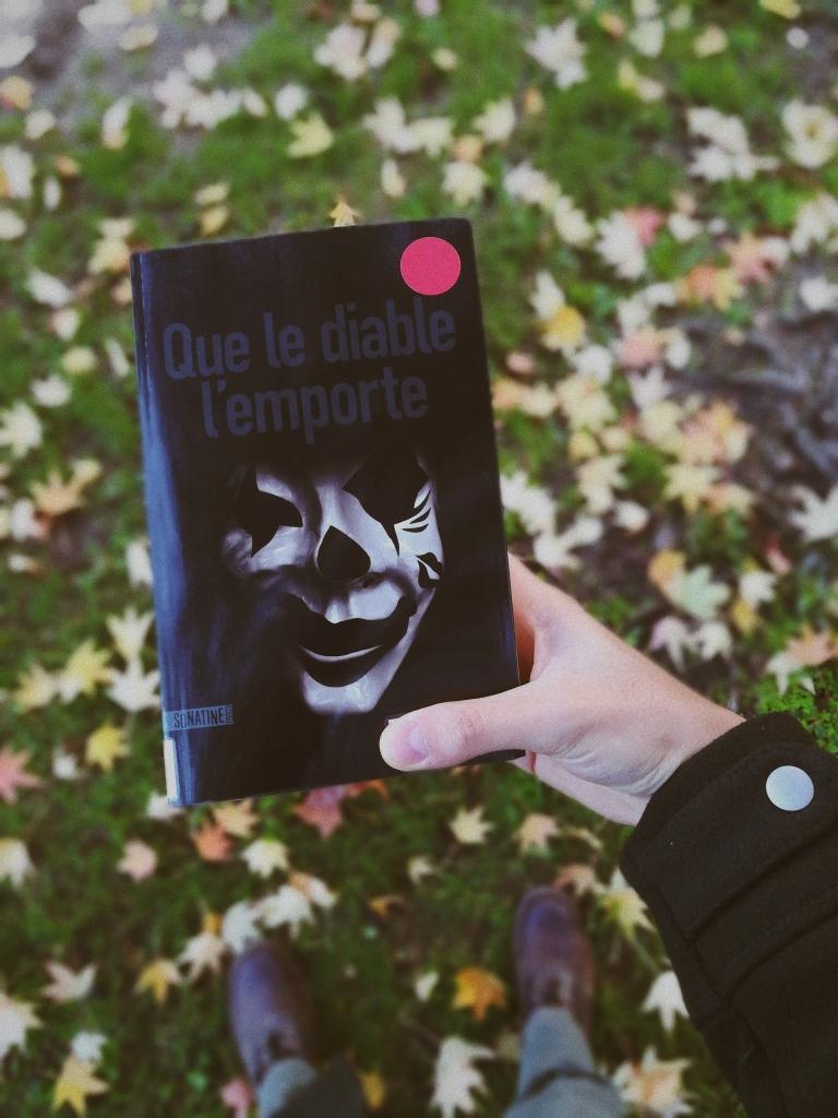 avis sur le roman Que le diable l'emporte de Anonyme chez Sonatine éditions. Saga du Bourbon Kid
