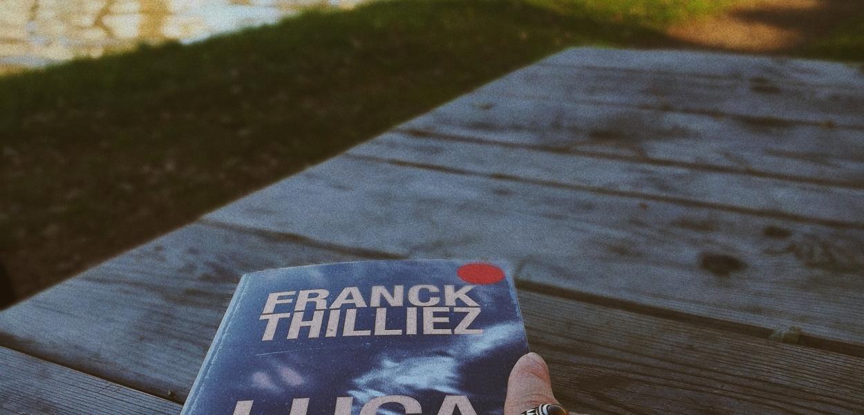 avis sur LUCA de Franck Thilliez