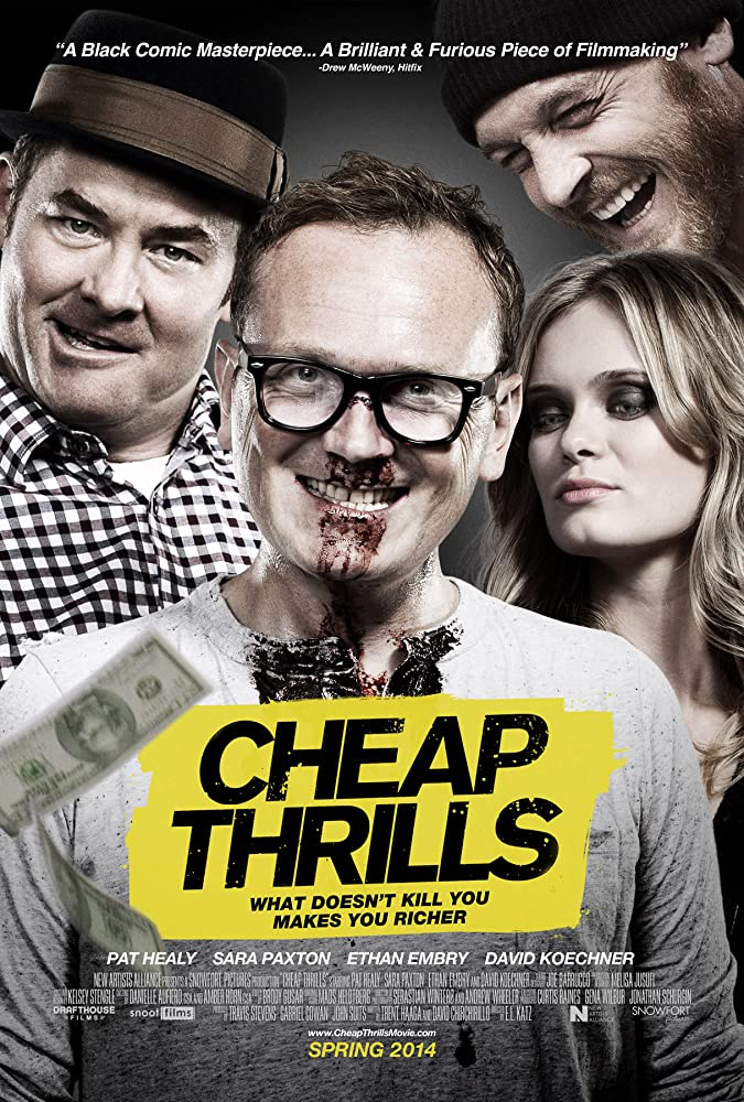 avis film cheap thrills shadowz