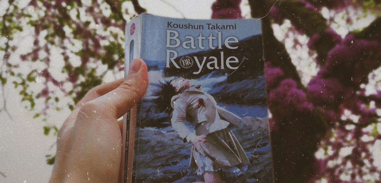 avis Battle Royale Koushun Takami
