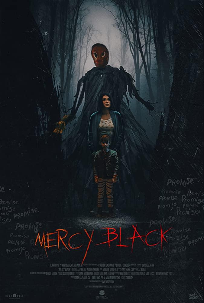 avis Mercy Black