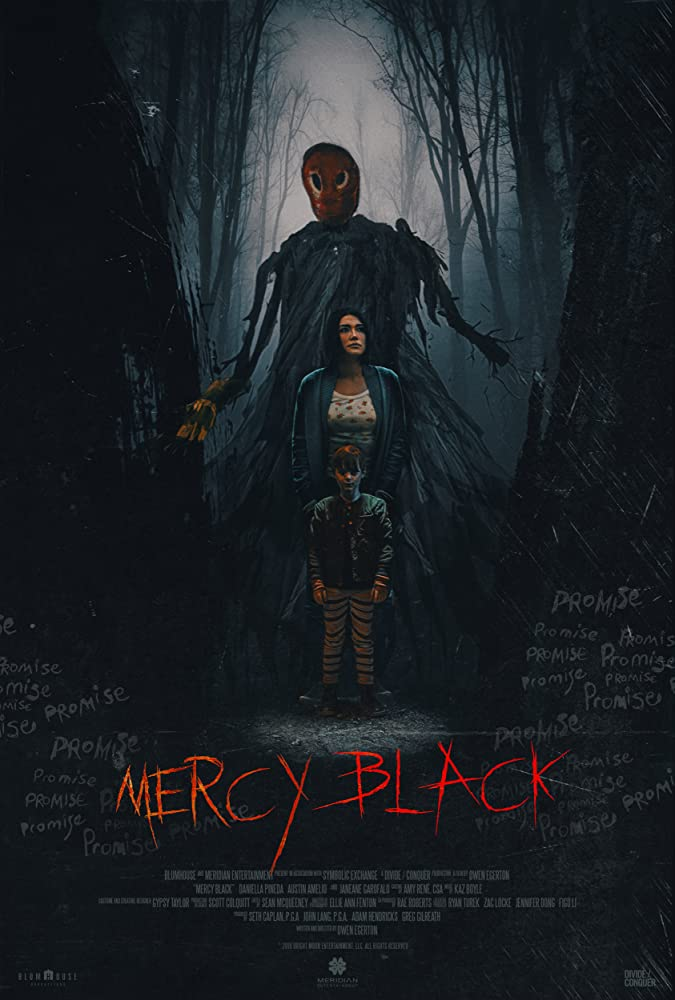 avis Mercy Black