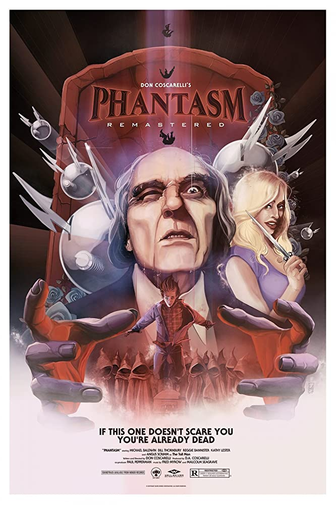 avis Phantasm Coscarelli