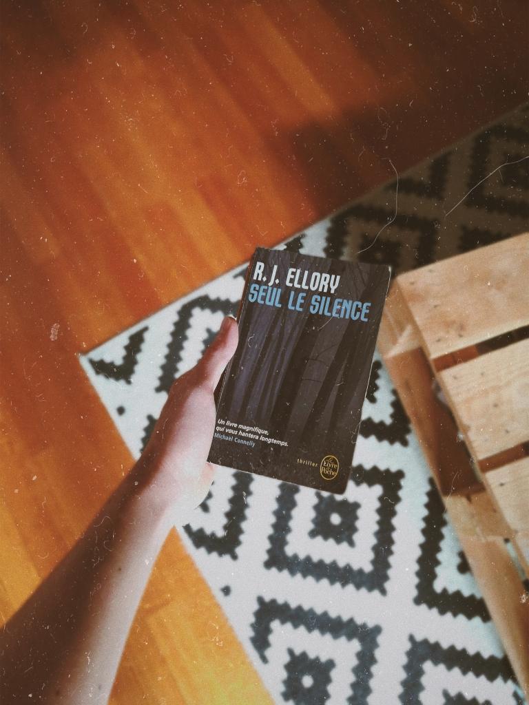 avis seul le silence R J Ellory