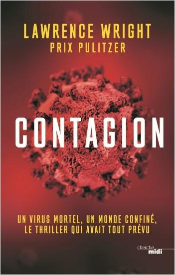 avis sur le roman Contagion de Lawrence Wright publié chez Cherche Midi éditeur