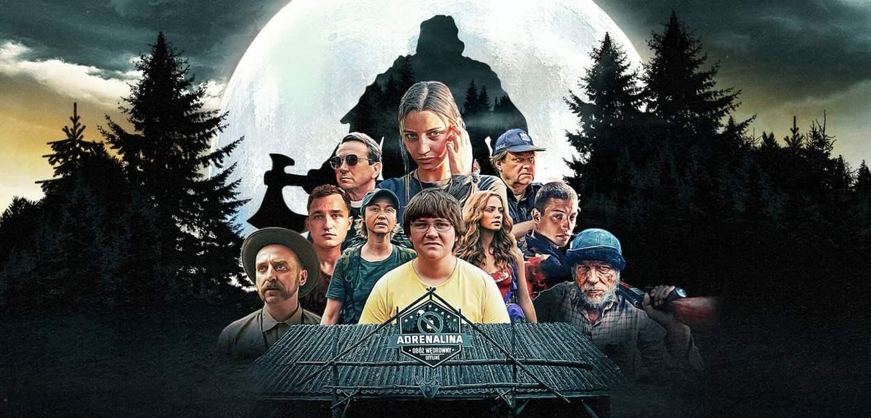 avis sur Nobody Sleeps in the woods tonight disponible sur Netflix.